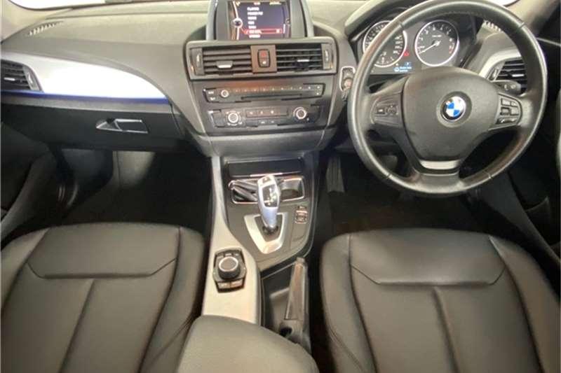 2014 BMW 1 Series 118i 5-door auto