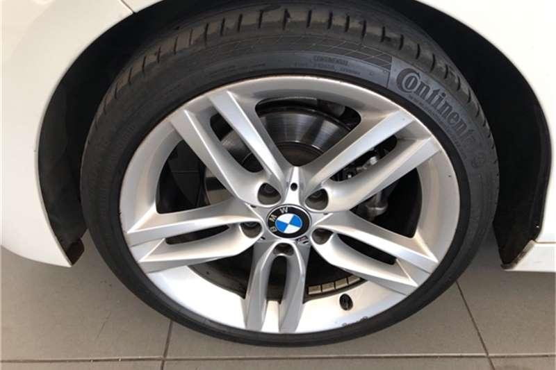 Used 2015 BMW 1 Series 118i 5 door auto