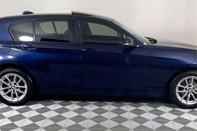 2015 BMW 1 Series 118i 5-door auto