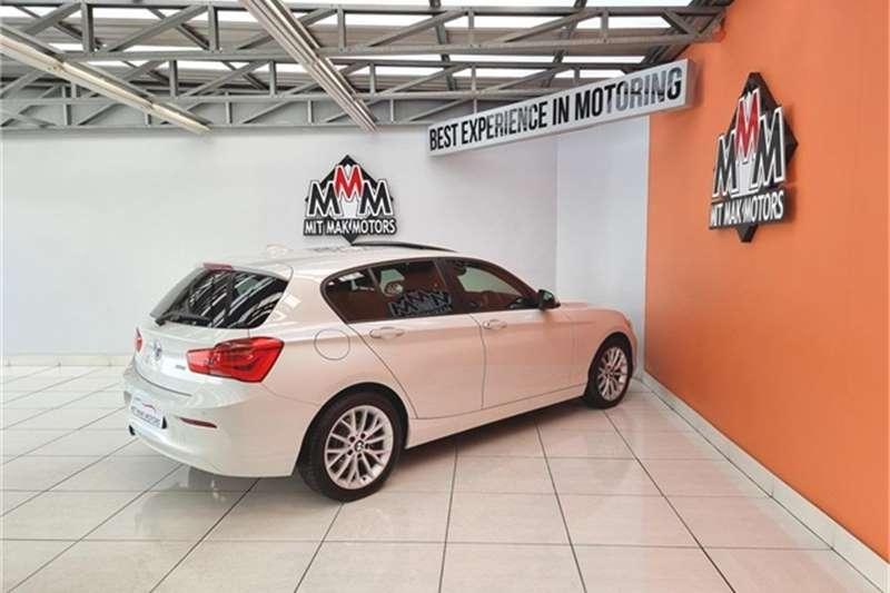 Used 2016 BMW 1 Series 118i 5 door auto