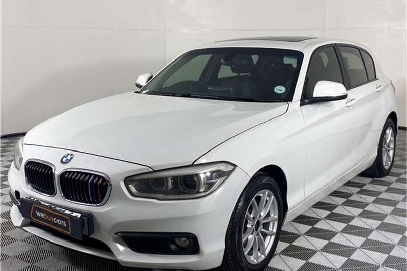 2016 BMW 1 Series 118i 5-door auto