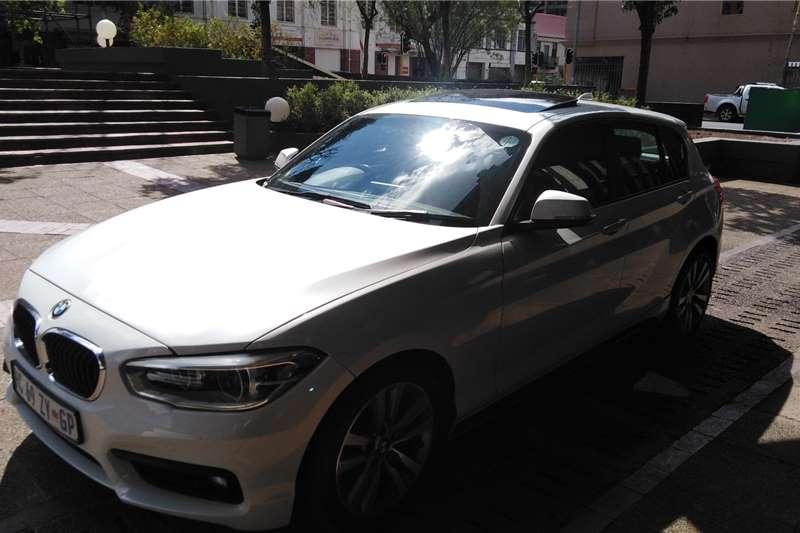 2017 BMW 1 Series 118i 5-door auto