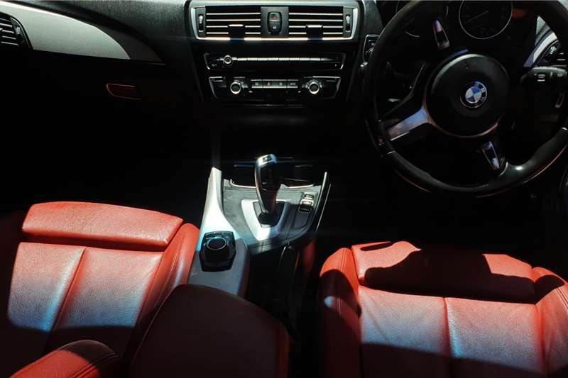 BMW 1 Series 118i 5 door auto 2017