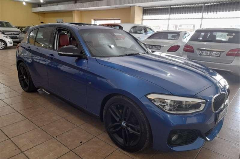 Used 2017 BMW 1 Series 118i 5 door auto