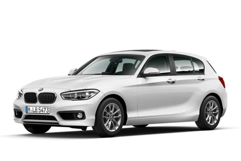 BMW 1 Series 118i 5 door auto 2018