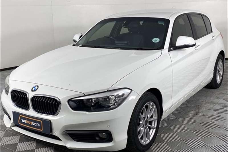 2018 BMW 1 Series 118i 5-door auto