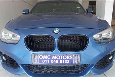 Used 2019 BMW 1 Series 118i 5 door Edition Sport Line Shadow