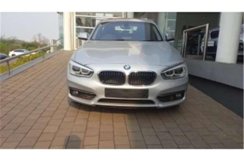 BMW 1 Series 118i 5-door Edition Sport Line Shadow auto 2017