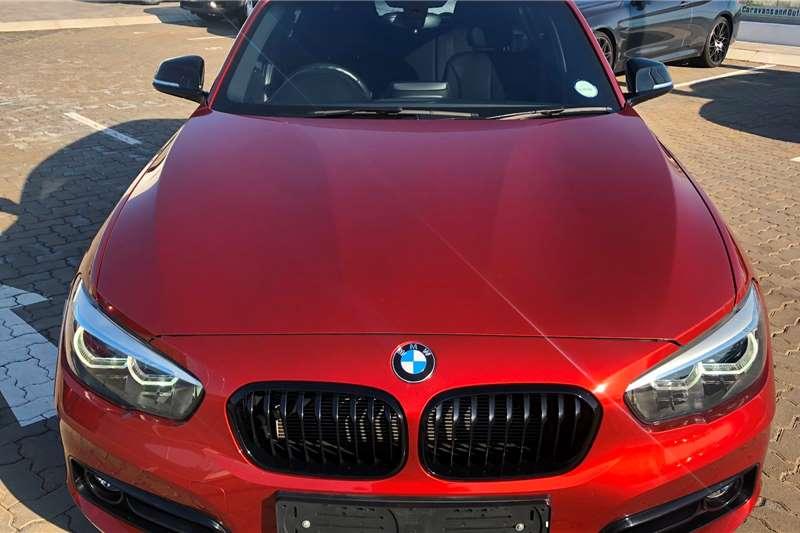 BMW 1 Series 118i 5 door Edition Sport Line Shadow auto 2019