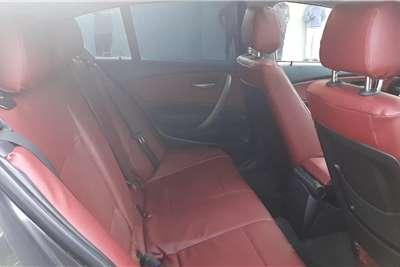 Used 2009 BMW 1 Series 118i 5 door Exclusive