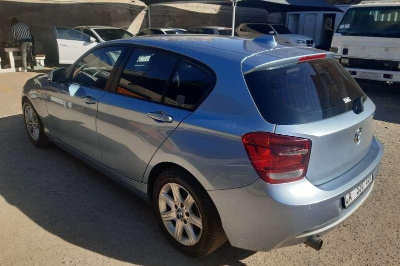 Used 2013 BMW 1 Series 118i 5 door Exclusive