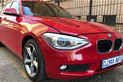 BMW 1 Series 118i 5 door Exclusive 2016