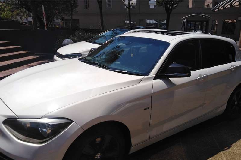 2012 BMW 1 Series 118i 5-door M Sport