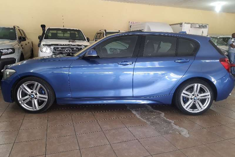 BMW 1 Series 118i 5 door M Sport 2013