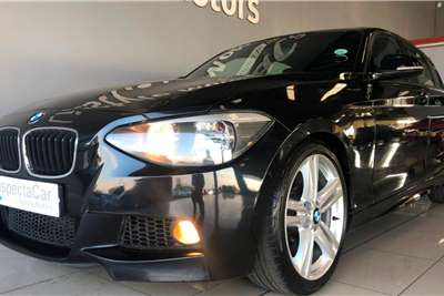 2013 BMW 1 Series 118i 5-door M Sport