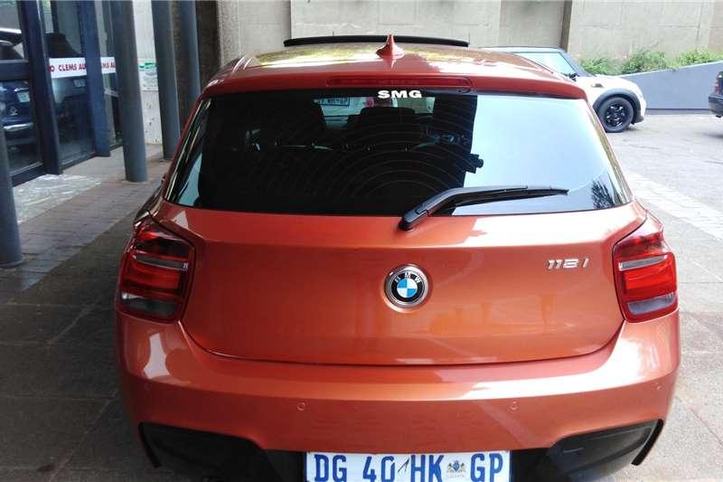 2014 BMW 1 Series 118i 5-door M Sport