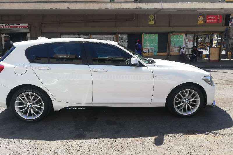2014 BMW 1 Series 118i 5-door M Sport