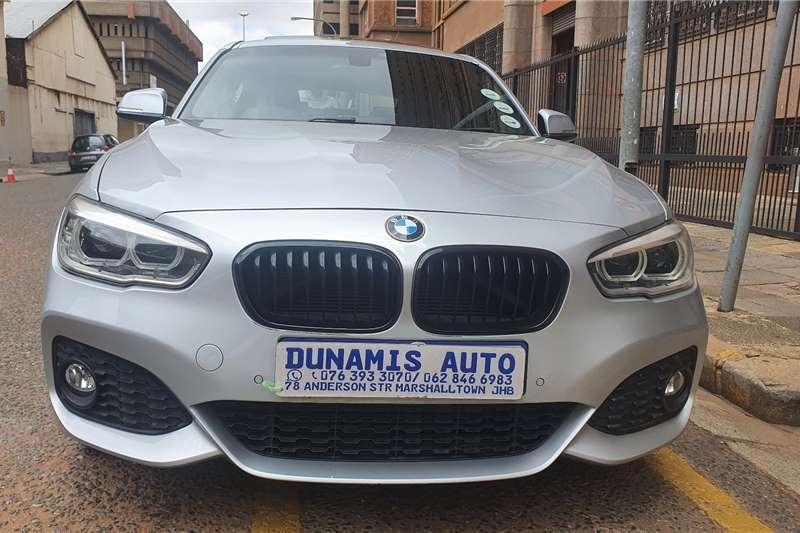 2015 BMW 1 Series 118i 5-door M Sport