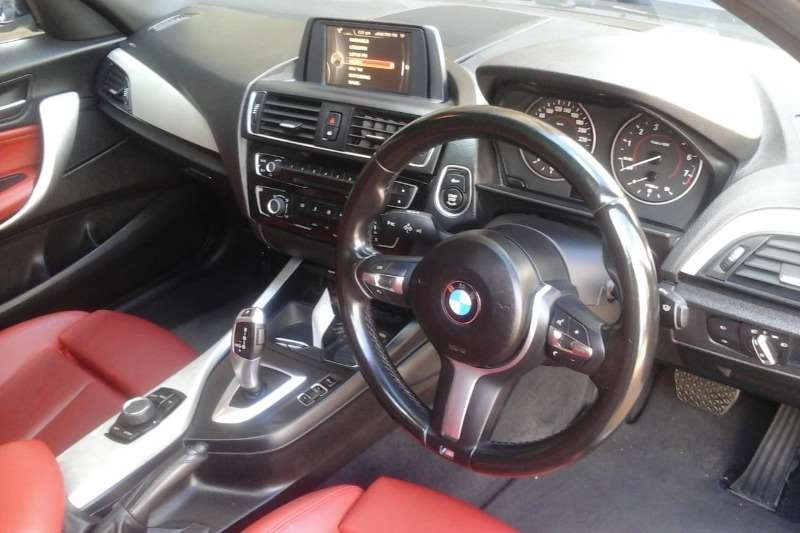 Used 2017 BMW 1 Series 118i 5 door M Sport