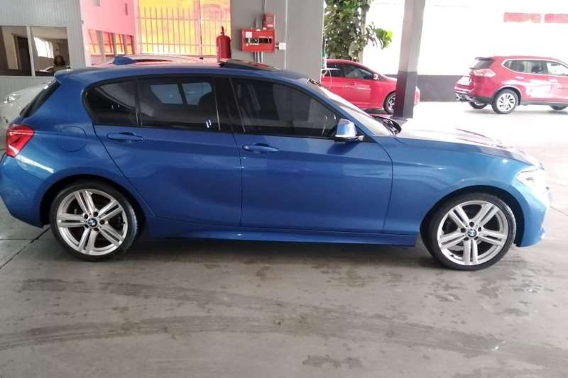 BMW 1 Series 118i 5 door M Sport 2018