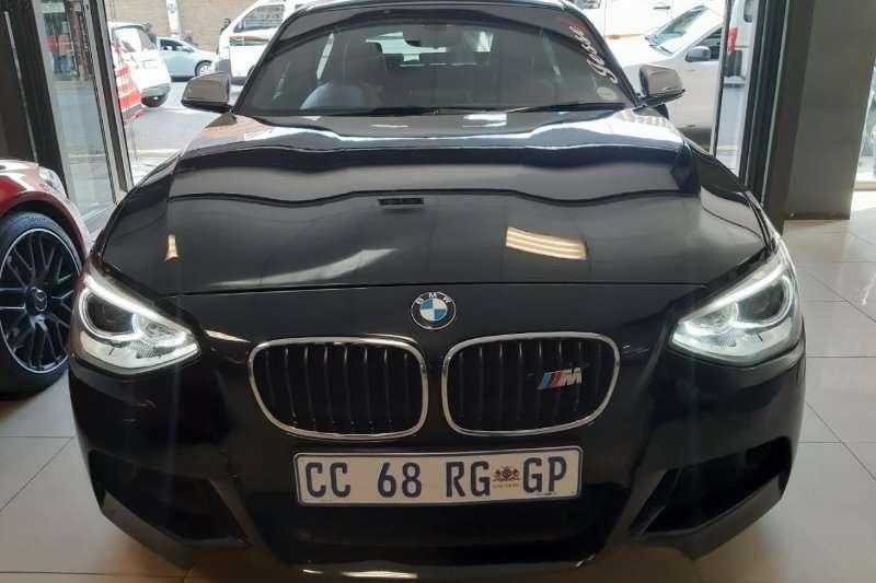BMW 1 Series 118i 5 door M Sport auto 2013