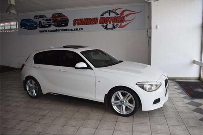 BMW 1 Series 118i 5-Door M Sport Auto 2013