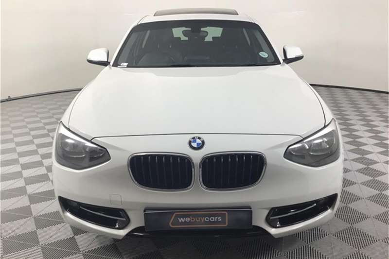 BMW 1 Series 118i 5-door M Sport auto 2015
