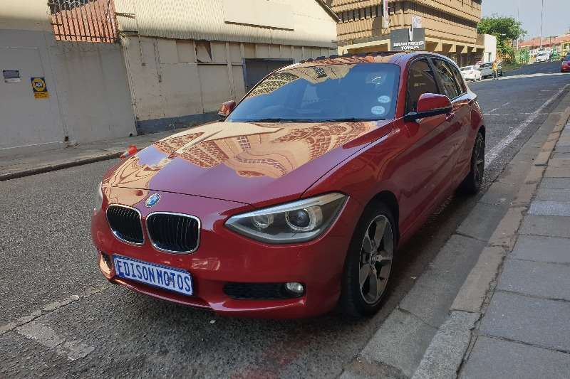 BMW 1 Series 118i 5 door M Sport auto 2016