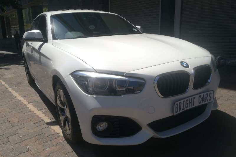 BMW 1 Series 118i 5-door M Sport auto 2017