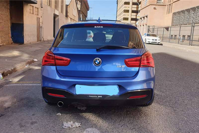 BMW 1 Series 118i 5 door M Sport auto 2017