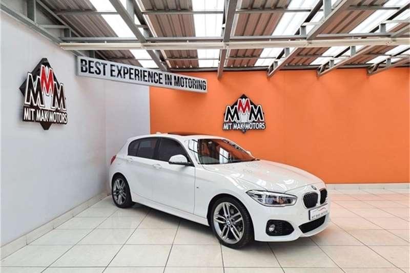 Used 2018 BMW 1 Series 118i 5 door M Sport auto