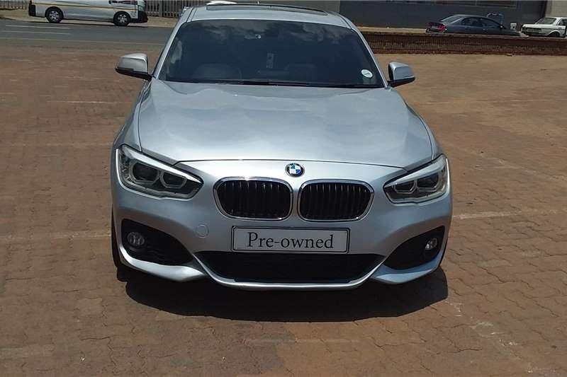 BMW 1 Series 118i 5 door M Sport sports auto 2016