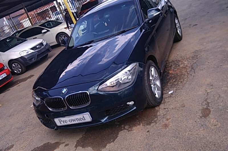 Used 2012 BMW 1 Series 118i 5 door M Sport steptronic
