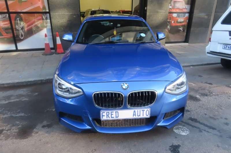 BMW 1 Series 118i 5 door M Sport steptronic 2014