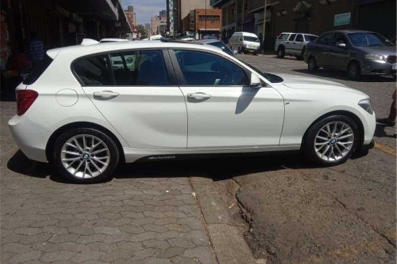 Used 2014 BMW 1 Series 118i 5 door M Sport steptronic