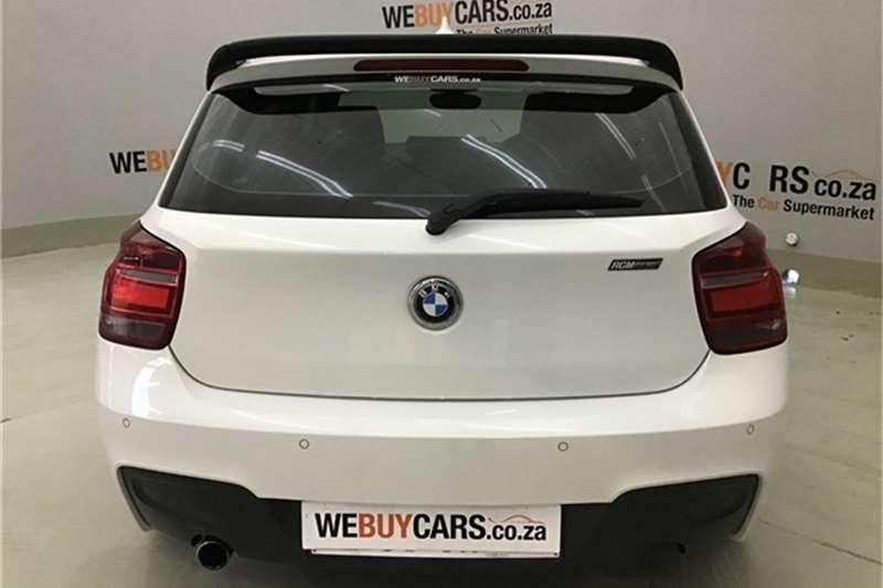 BMW 1 Series 118i 5 door Sport 2015