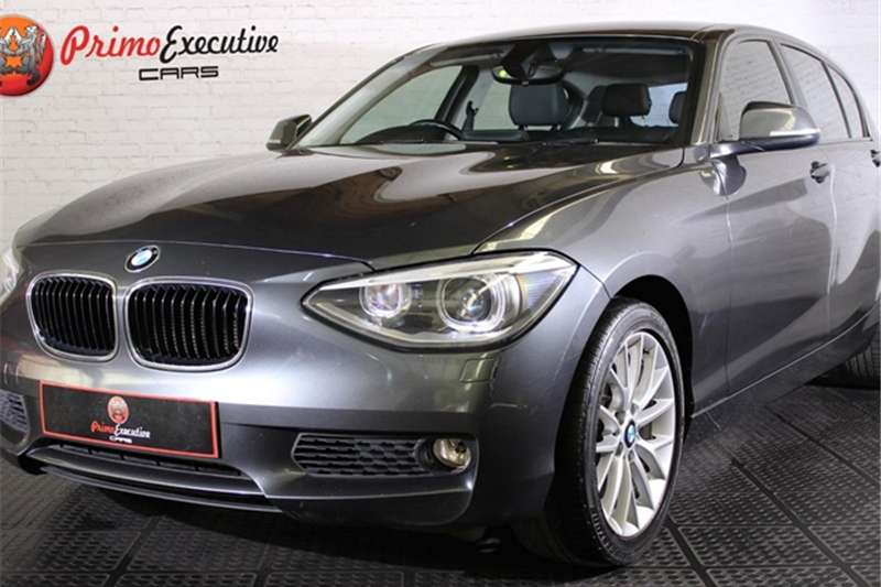 BMW 1 Series 118i 5 door Sport auto 2014
