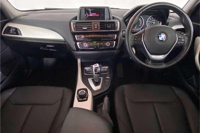 2015 BMW 1 Series 118i 5-door Sport auto