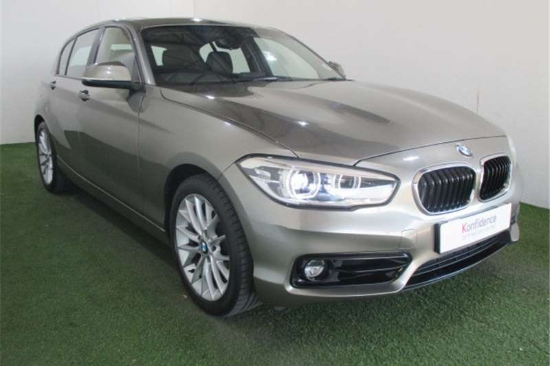 BMW 1 Series 118i 5 door Sport auto 2017