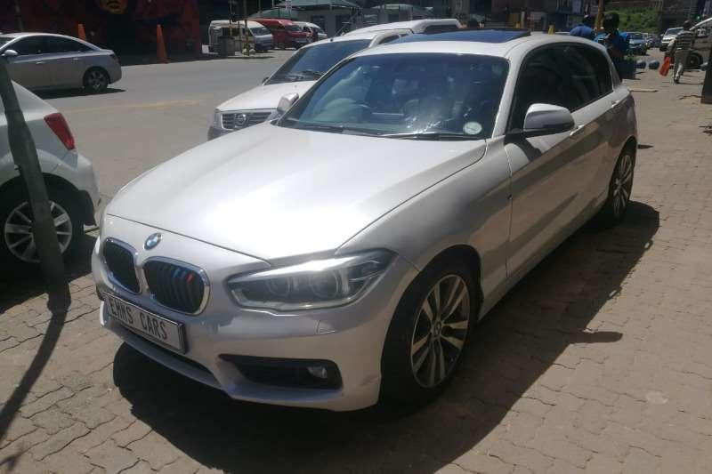 BMW 1 Series 118i 5 door Sport Line 2016