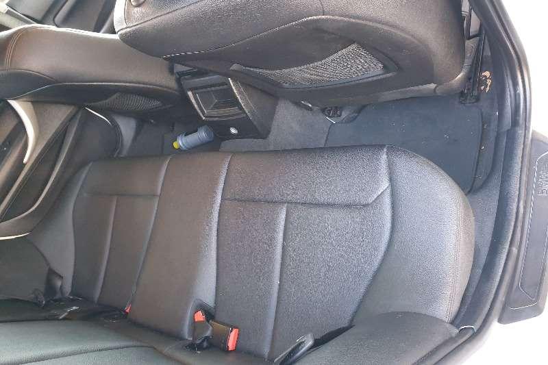 Used 2015 BMW 1 Series 118i 5 door Sport Line auto