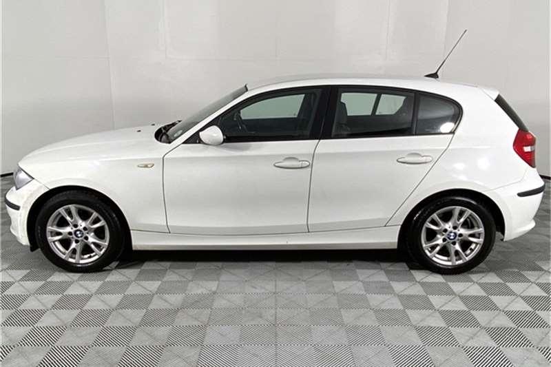 2009 BMW 1 Series 118i 5-door steptronic