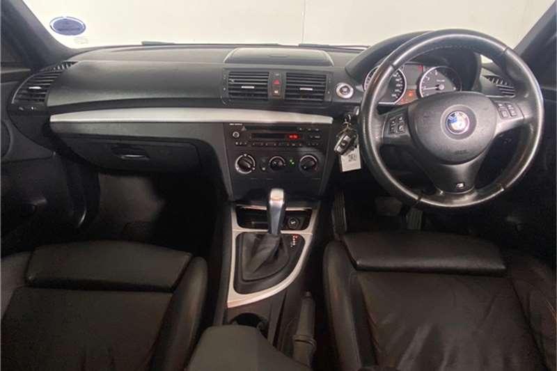 Used 2009 BMW 1 Series 118i 5 door steptronic