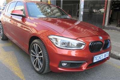 BMW 1 Series 118i Sport 2018
