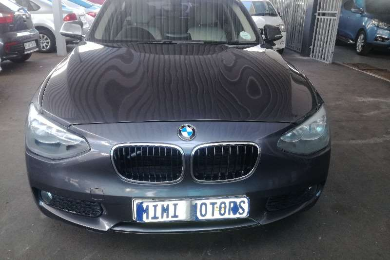 BMW 1 Series 120d 2012