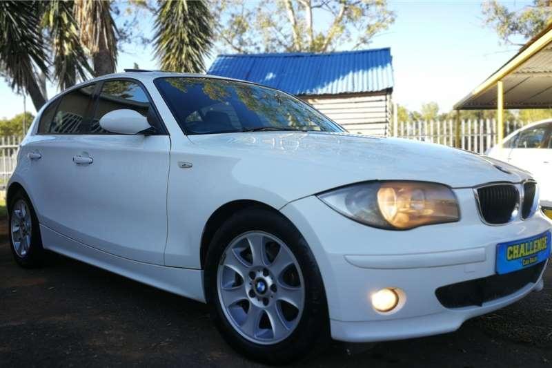 BMW 1 Series 120d 5 door 2005