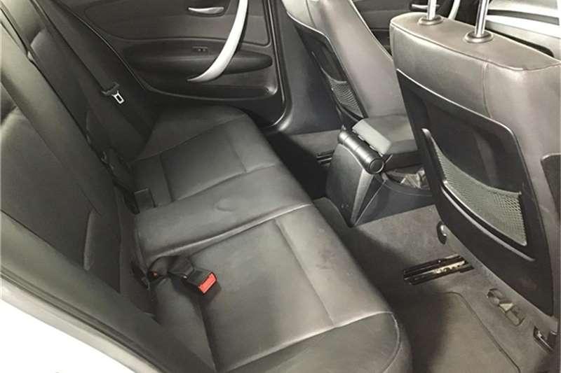 BMW 1 Series 120d 5 door 2008