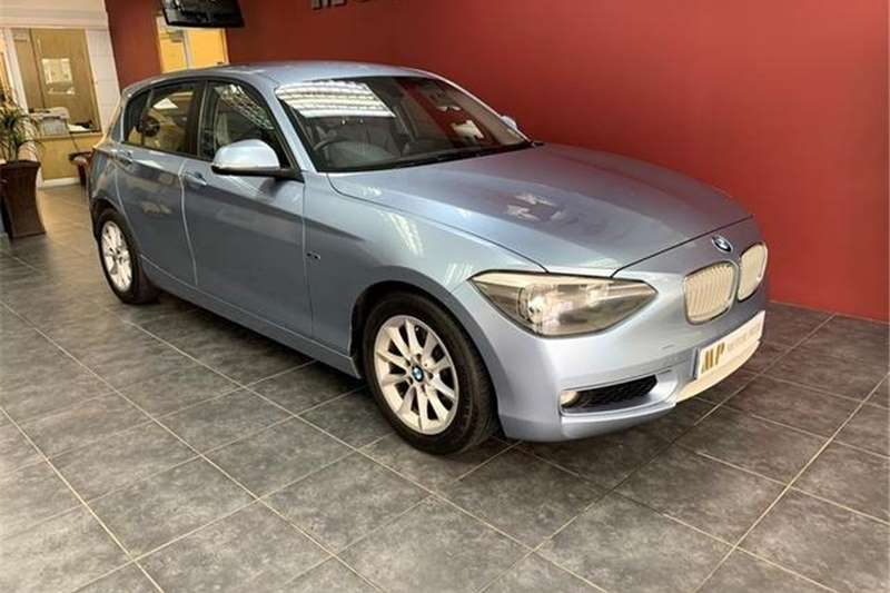 BMW 1 Series 120d 5 Door 2012