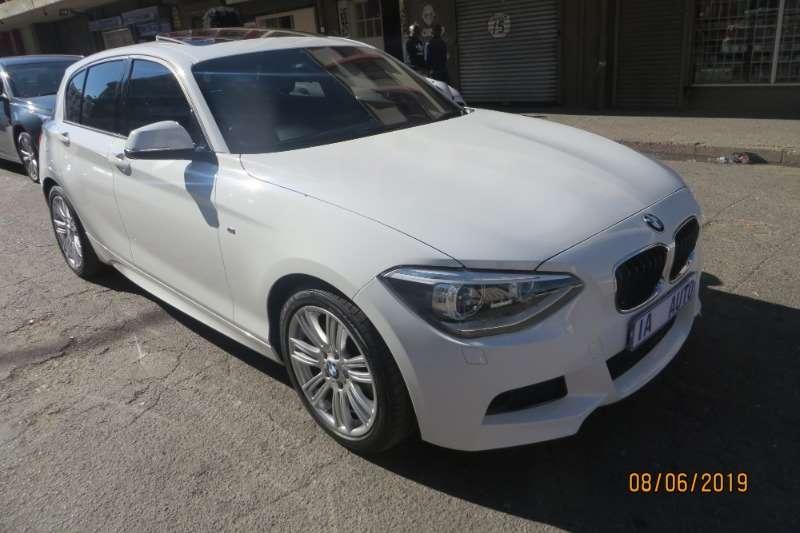 BMW 1 Series 120d 5 door 2013