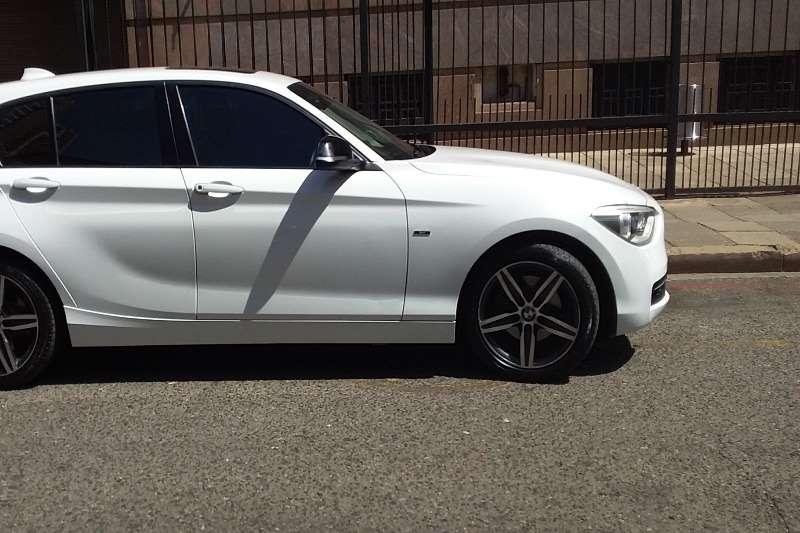 Used 2013 BMW 1 Series 120d 5 door